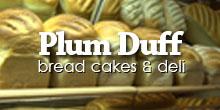 Plum Duff Banner Ad
