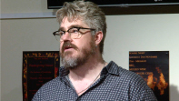 Phill Jupitus supports Chiswick Charity