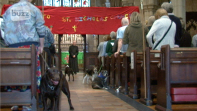 A Pet Blessing at St Nick's
