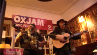 Oxjam Chiswick 2013 – The Geripatricks