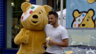 Peter Andre launches The UK's Largest Car Wash