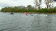 Chiswick Pier Boat Race