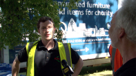 Environmental Waste Project Helps Bedford Park Festival