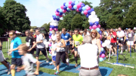 Fullers 10K London Pride Race For Cancer Research
