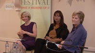 Chiswick Book Festival 2014 Fictional Heroines