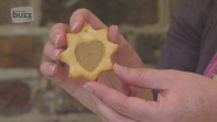 Stained Glass Window Biscuits