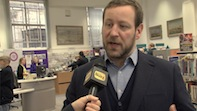 Ed Vaizey Celebrates National Library Day In Chiswick