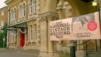 The Vintage Wedding Fair Comes To Chiswick