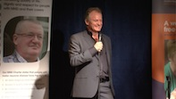 Bobby Davro comes to Chiswick!