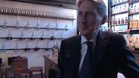 Philip Hammond Visits Chiswick's Local Distillery