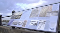Chiswick Pier Unveils New Information Board