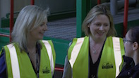 Liz Truss Visits Fullers In Chiswick