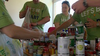 Pernod Ricard Helps The Foodbox Charity!