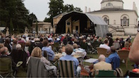 Opera Comes To Chiswick House!