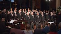 London Welsh Rugby Choir Sing Hava Nagila