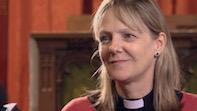 Meet St Michael's Vicar Martine Oborne