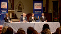 The Conservative Mayoral Candidate – Hustings Event