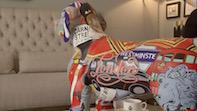 Lloyd Hubbard-Mitchell's London Dog Comes To Villa di Geggiano