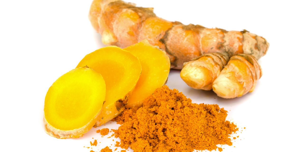 Healthy Ingredient for the week: Tumeric