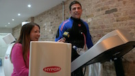 Alex Reid On Acting & Celebrity At Chiswick Hypoxi