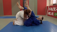 Self defence with Brazillian Jiu Jitsu