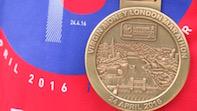 He Did It! Chiswickian Mark James Completes London Marathon