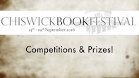 2016 Chiswick Book Festival – Prizes Up For Grabs!