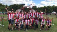 Brentford FC Community Sports Trust Conquer Ride London