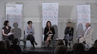 Jane Austen Draws Record Crowd to Chiswick Book Festival