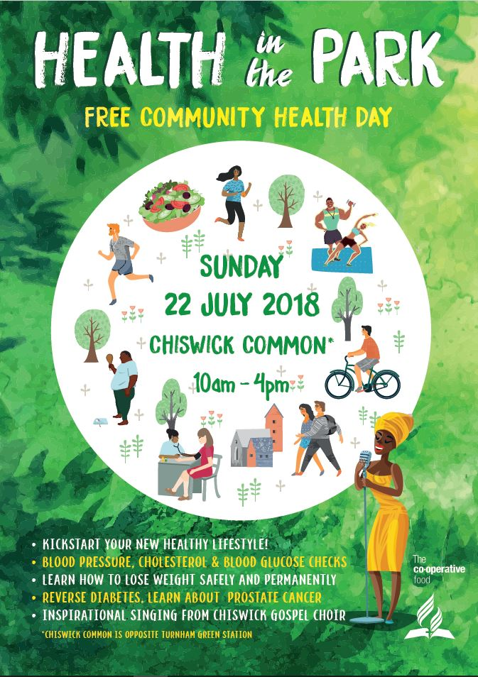 Health in the park