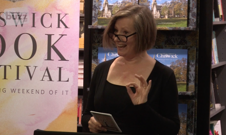 Chiswick Authors – Kate Fulford