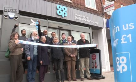 New Co-op Opens Opposite Chiswick Station