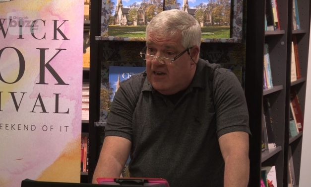 Chiswick Authors – Jeff Capper