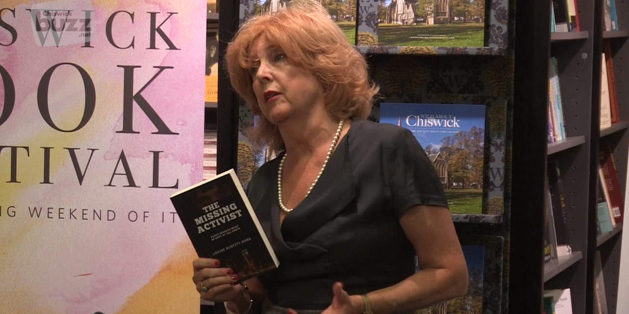 Chiswick Authors – Louise Burfitt-Dons