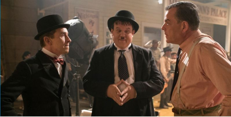 Stan and Ollie (PG) at Watermans