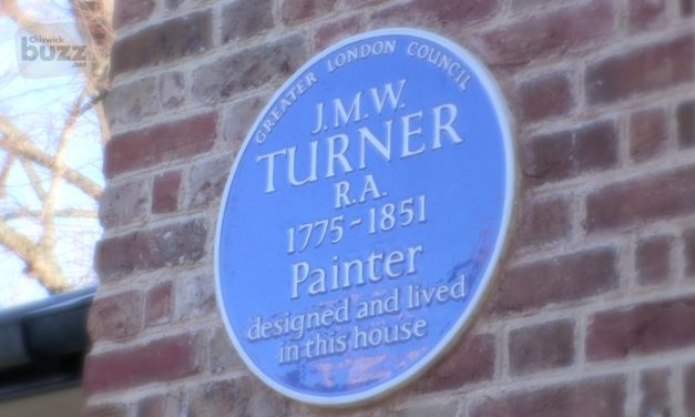 Chiswick Actors Feature In New Turner Exhibition Launch