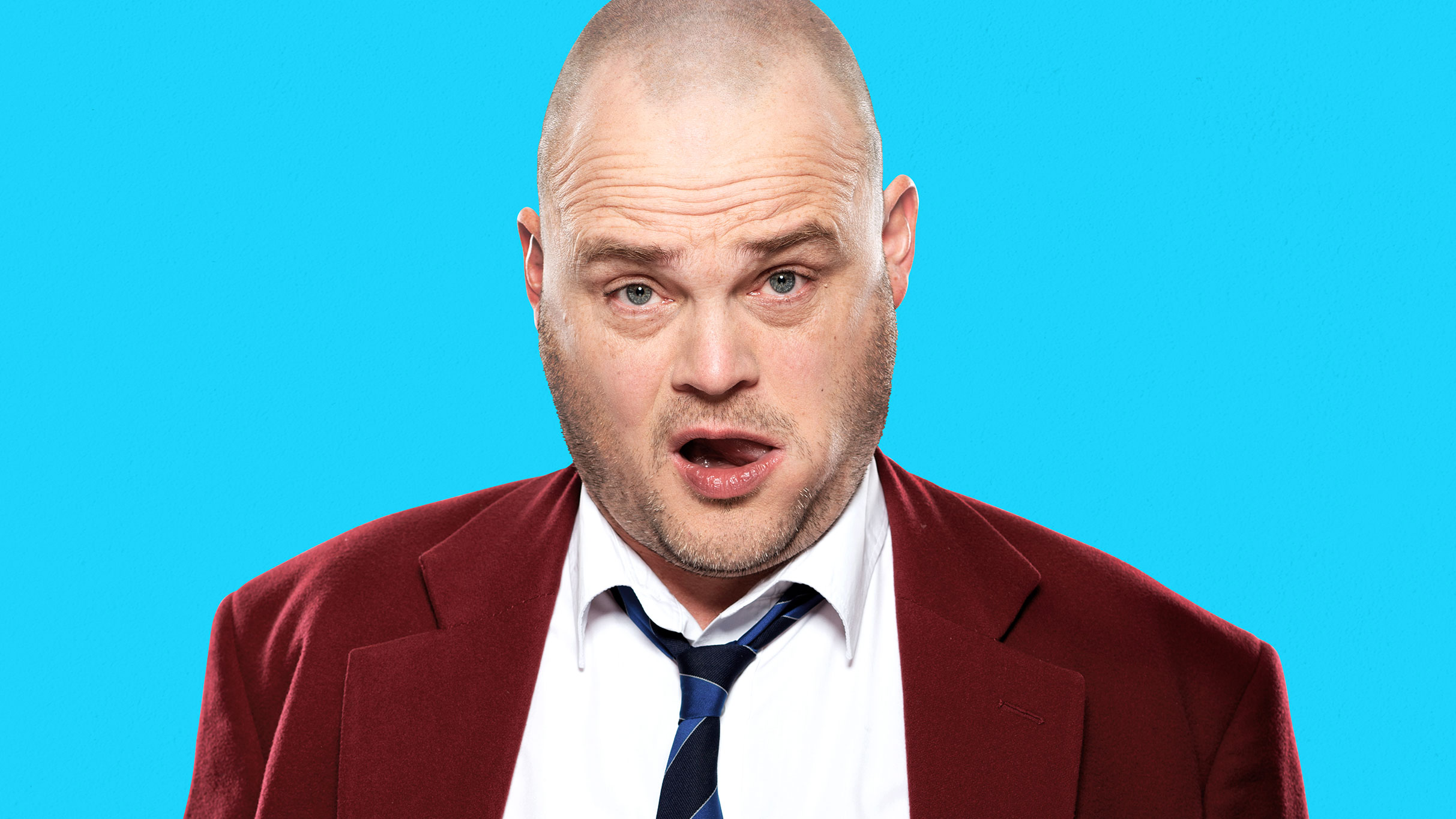 Al Murray - Landlord of Hope and Glory Tour - Work In Progress