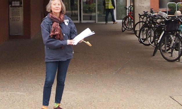 Climate Change Petition Receives 450 Signatures