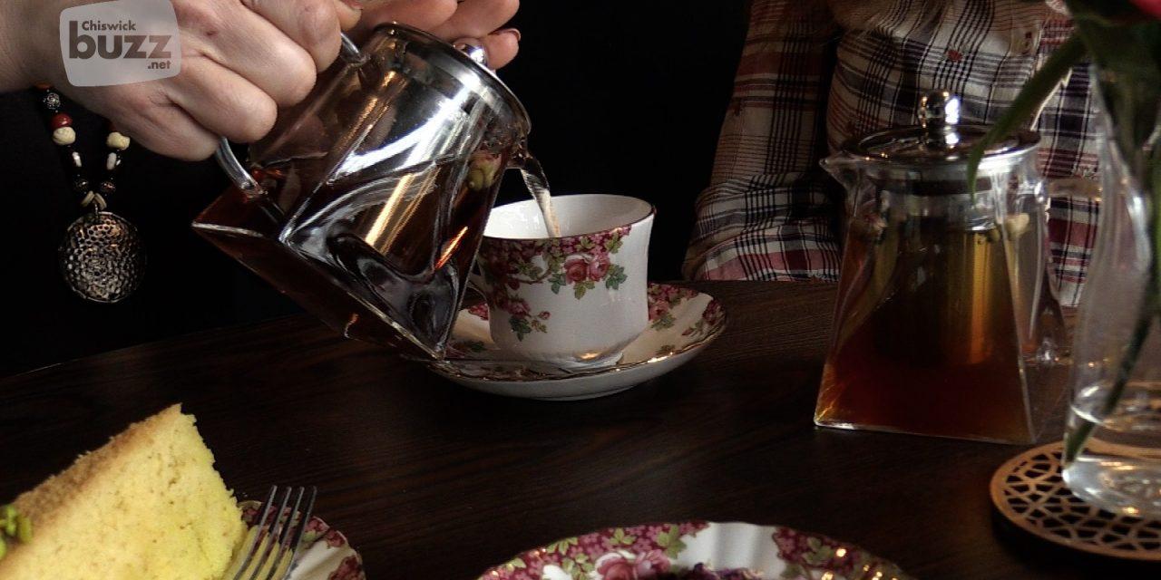 Homemade Tea At Maryam's Cafe