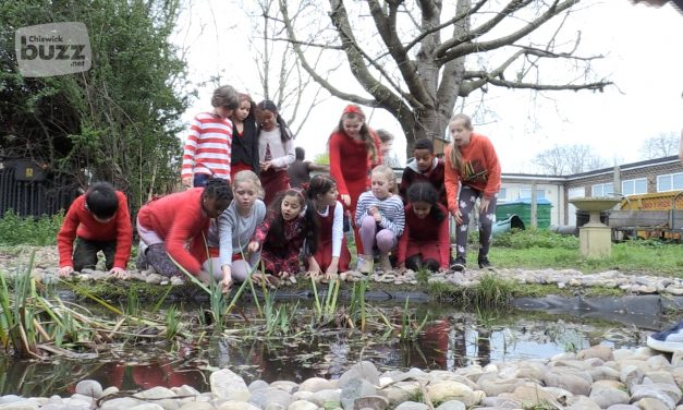 Chiswick Horticultural Rewards Budding Gardeners