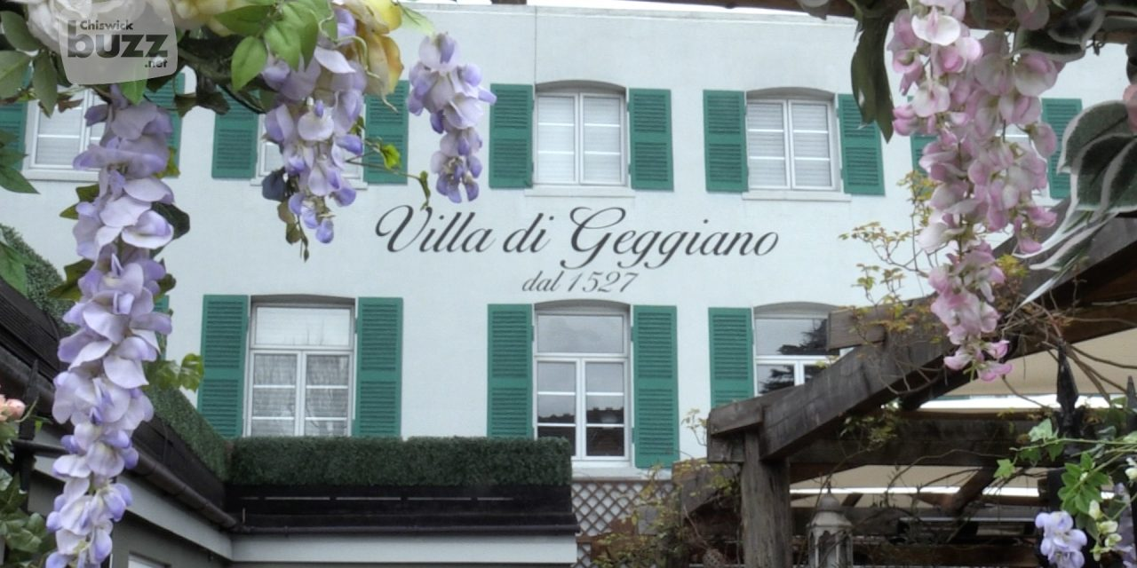 Chiswick's Villa di Geggiano Blossoms With New Spring Lunches