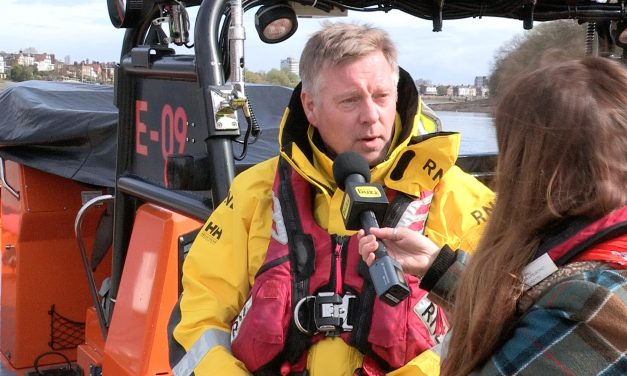 Chiswick RNLI Prepares For The Boat Race 2019