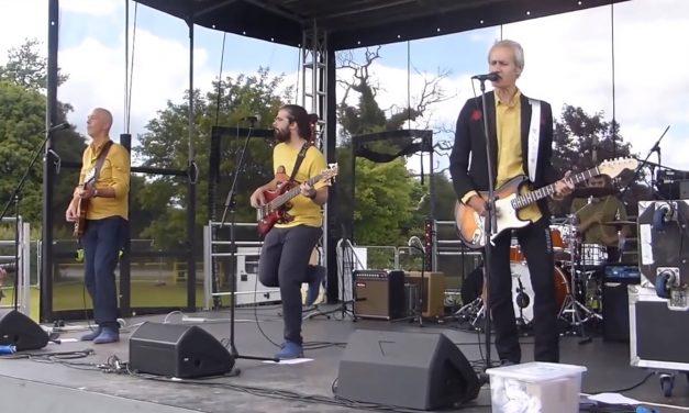 David Sinclair Four At Chiswick And Portobello Live