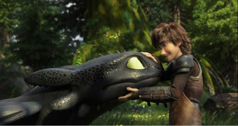 How To Train Your Dragon (PG) - EASTER FAMILY CINEMA