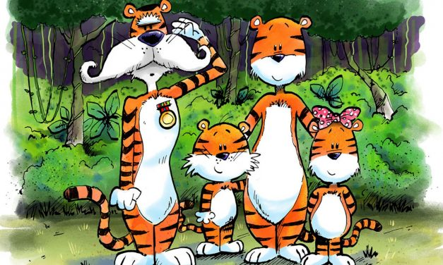 Local Author's Tigeropolis Roars To Success