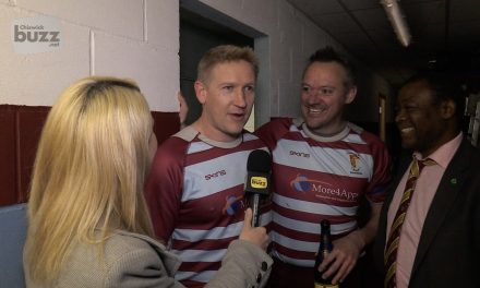 Chiswick Rugby Club Competes For Middlesex Cup Final