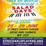 Spectacular Open-Air Musical SALAD DAYS