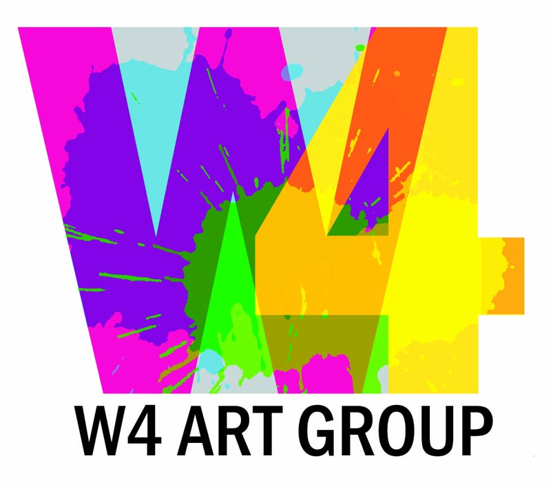 W4 Artgroup 14 Local Artists Organise Chiswick Group Art Exhibition