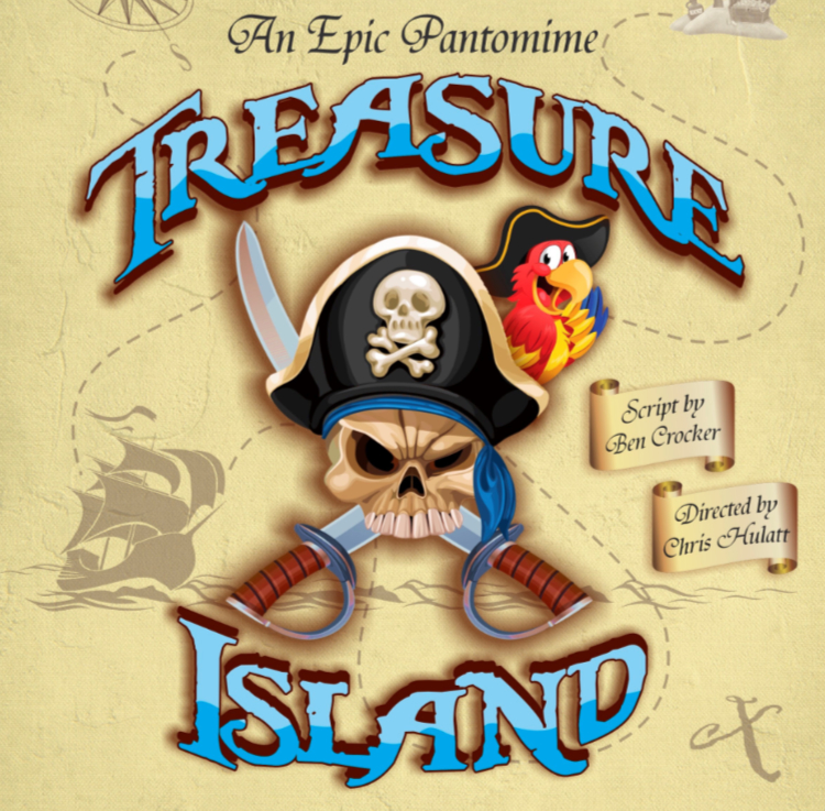 Treasure Island by Ben Crocker