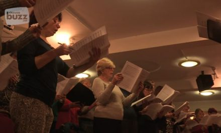 "Addison Singers to Premiere ""The Gravity of Kindness"""